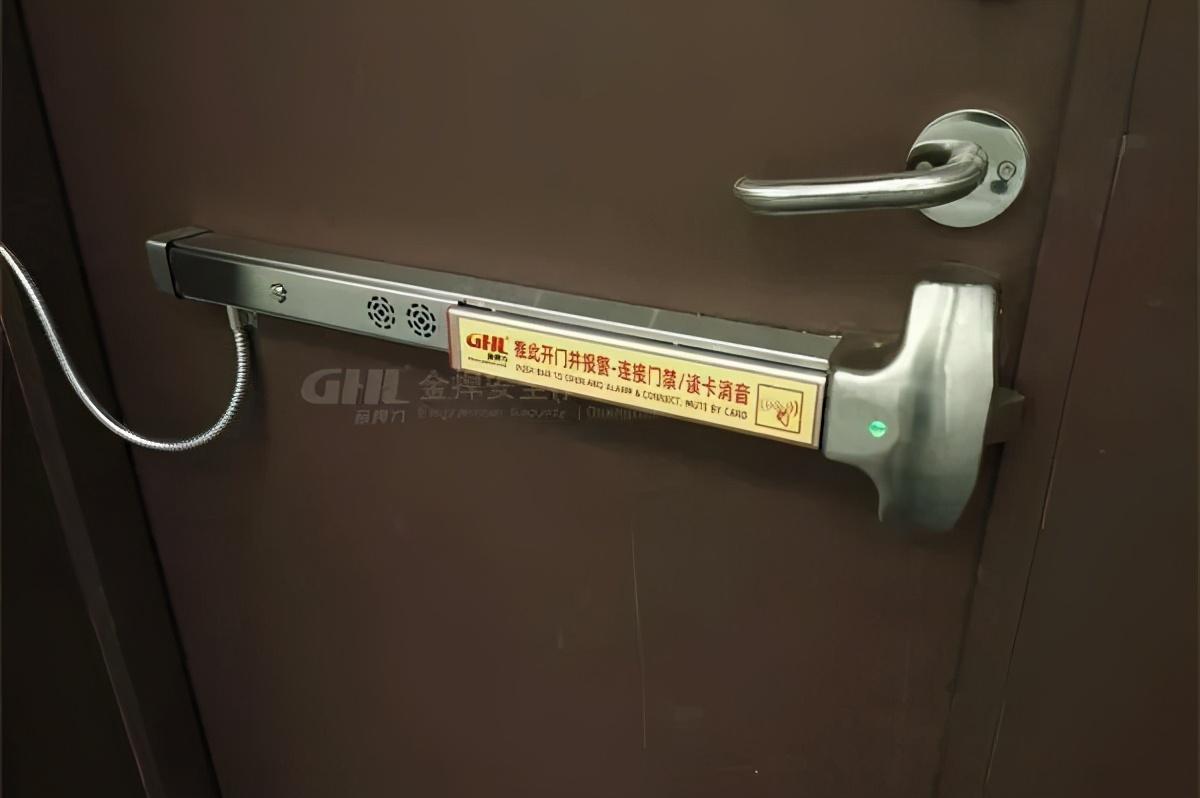 电动推杆锁支持语音报警联动反馈功能